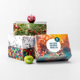 Geschenkverpakking Met 6 Appels