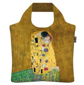 ECOZZ Opvouwbare Tas Gustav Klimt De Kus