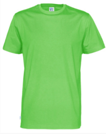 Cottover T-shirt, groen