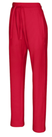 Cottover Sweat Pants, rood