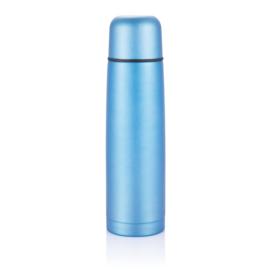 Roestvrijstalen isoleerfles, blauw