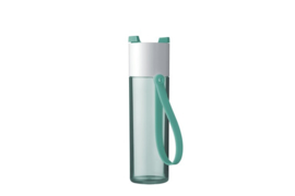 Drinkfles JustWater 500 ml, Nordic Green