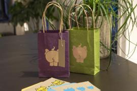 Elephant Poo Bags