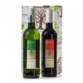 Bio Pure wijngeschenkdoos
