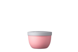 Snackpot Ellipse 350 ml, Nordic Pink