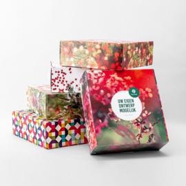 Geschenkverpakking Met 12 Appels