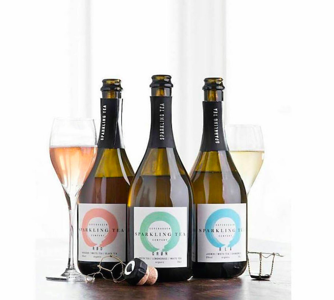 Sparkling Organic Thee