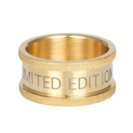 iXXXi basisring Limited Edition 10mm goud