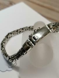 Echt zilveren armband MD9