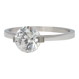 Glamour Stone zilver