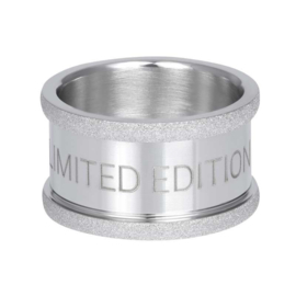 iXXXi basisring Limited Edition 12mm zilver