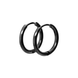 Creool 15 mm zwart