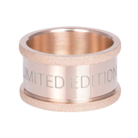 iXXXi basisring Limited Edition 12mm rosé