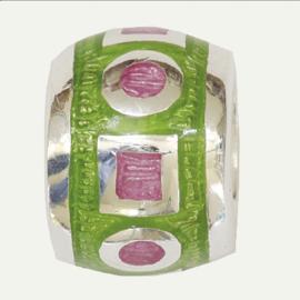 BB-317 Groen-Roze
