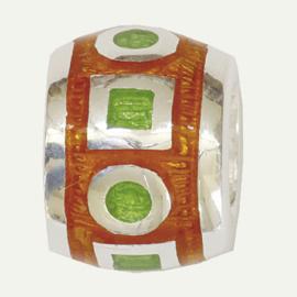 BB-317 Oranje-Groen