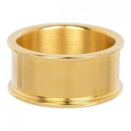 basisring 1 cm goud