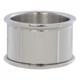 basisring 1.2 cm zilver