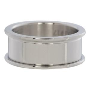 basisring 0,8 cm zilver