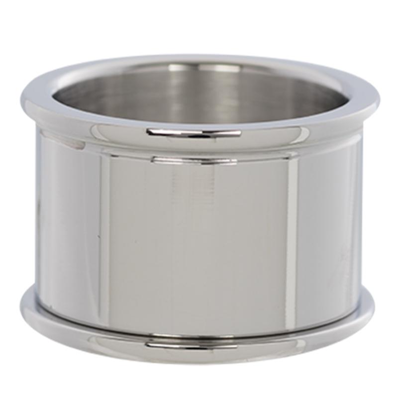 basisring 1.4 cm zilver