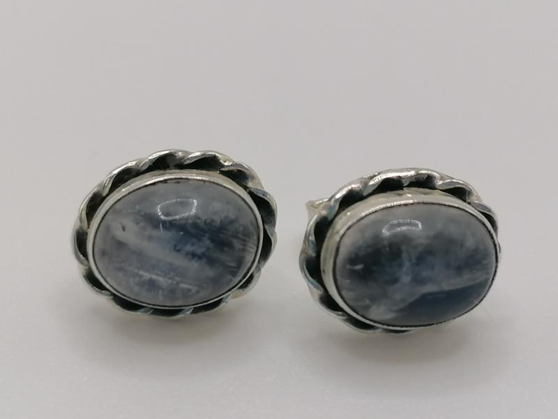 925 zilver met maansteen