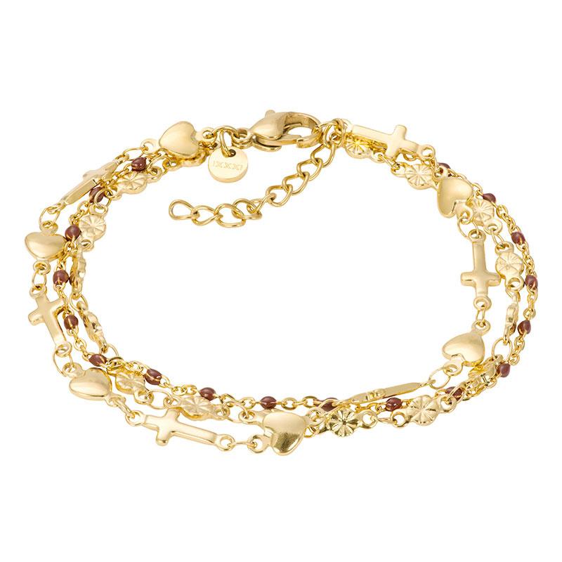 iXXXi Bracelets Ghana (brown)