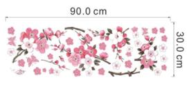 Chinese Blossom Muurstickers