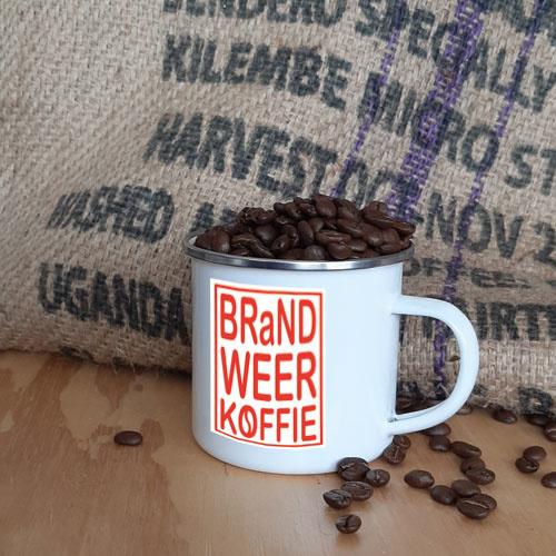 Koop gebrande koffie - per 250 gram