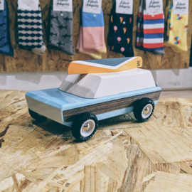Candylab Toys Houten Auto - Pioneer
