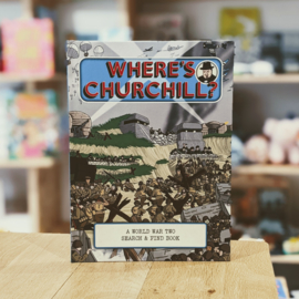 Where's Churchill?