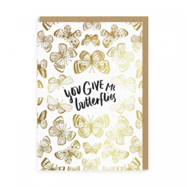 Ohh Deer - You Give Me Butterflies