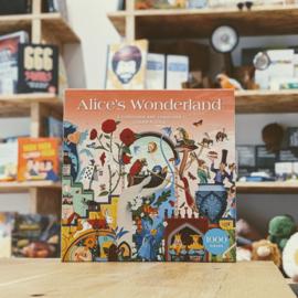Alice's Wonderland - Puzzle