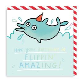 Ohh Deer - Flippin' Amazing Birthday