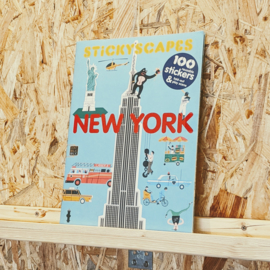 Stickyscapes New York