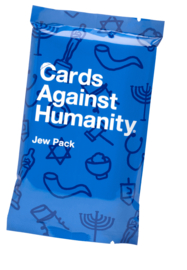 Cards Against Humanity - Jew Pack Expansion
