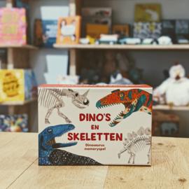 Dino's en Skeletten - Memoryspel
