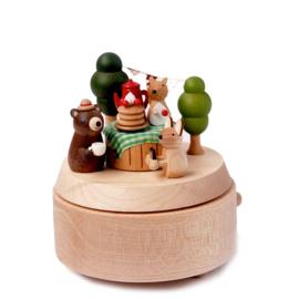 Wooderful Life - Music Box - Birthday Picnic (#8)