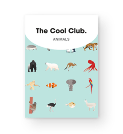 The Cool Club - Speelkaarten Animals