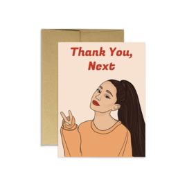Party Mountain Paper - Thank You, Next