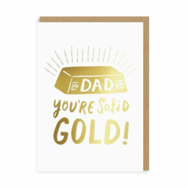 Ohh Deer - Dad You're Solid Gold
