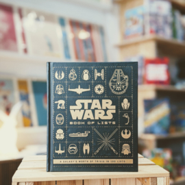 Star Wars - Book of Lists