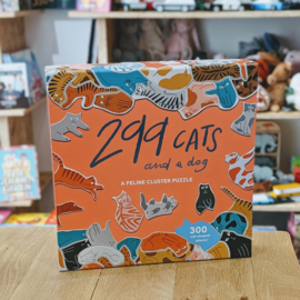 299 Cats (and a Dog) - Puzzle