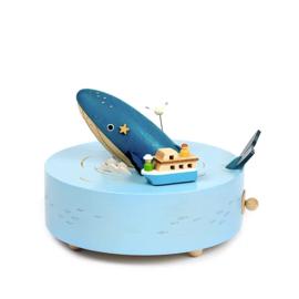 Wooderful Life - Music Box - Whale Watching (#32)