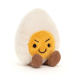 Jellycat - Boiled Egg Cheeky