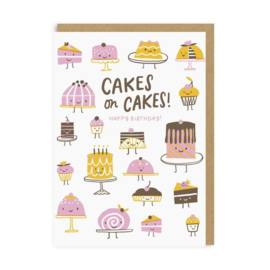 Ohh Deer - Cakes On Cakes