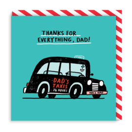Ohh Deer - Dad's Taxi (Thanks For Everything)