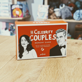 Printworks - The Celebrity Couples Memory Game