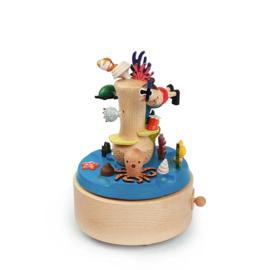 Wooderful Life - Music Box - Snorkeling on Reef (#31)