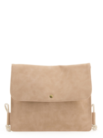 Monk & Anna - String Backpack Avalon Nude Pink