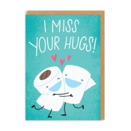Ohh Deer - I Miss Your Hugs