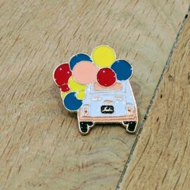 Cool Bananas - Pin Balloon Car